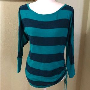 Express Side Cinch Sweater, size S